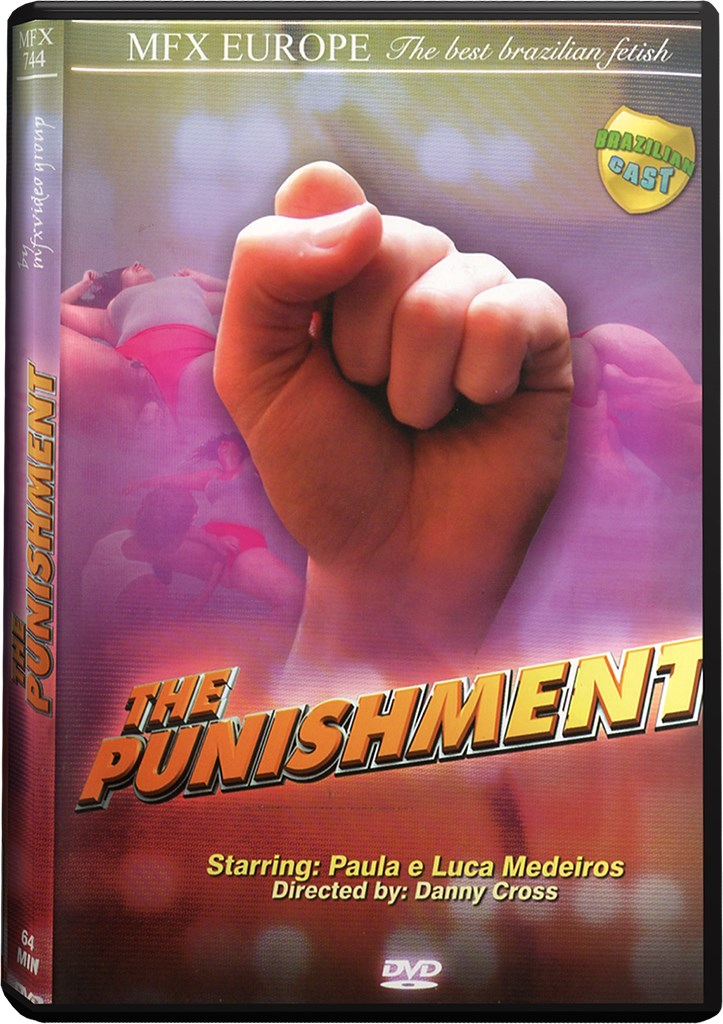 DVD - The Punishment
