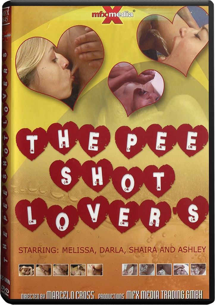 DVD - The Pee Shot Lovers