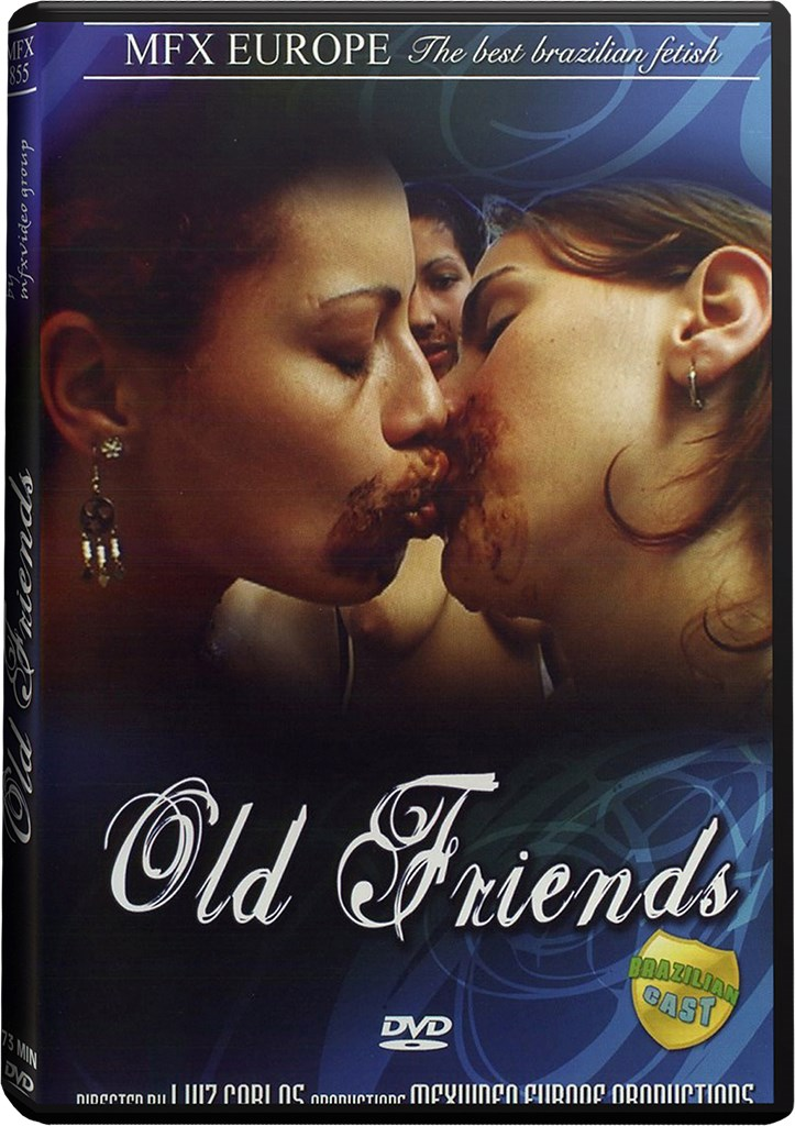 DVD - Old Friends