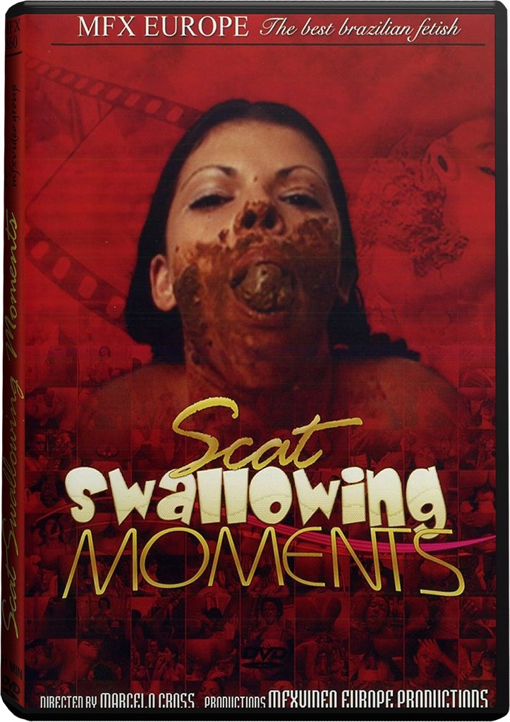 DVD - Scat Swallowing Moments