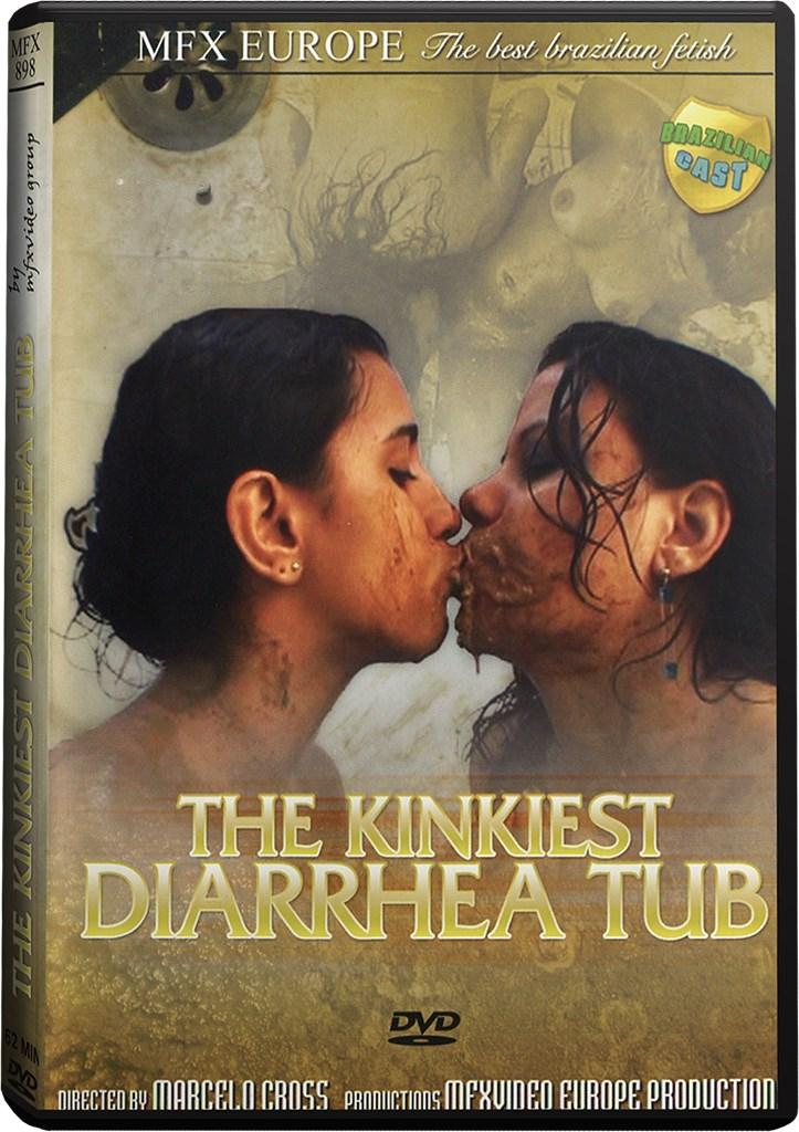DVD - The Kinkiest Diarrhea Tub