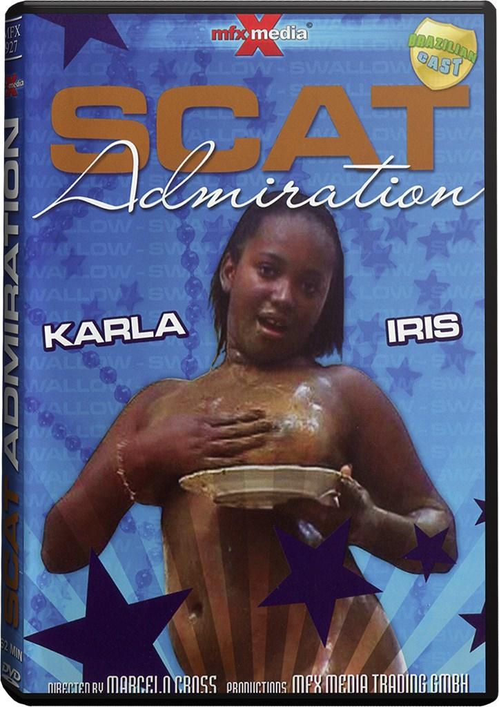 DVD - Scat Admiration