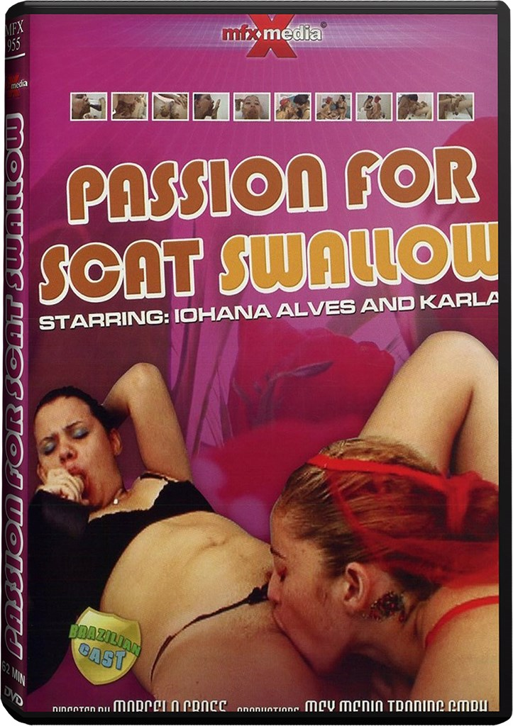 DVD - Passion for Scat Swallow