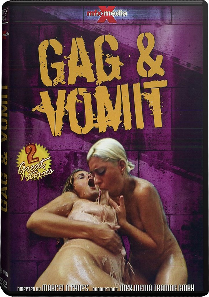 DVD - Gag and Vomit