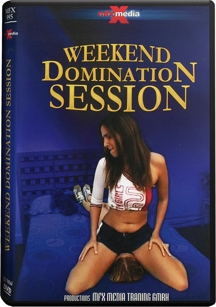 DVD - Weekend domination session