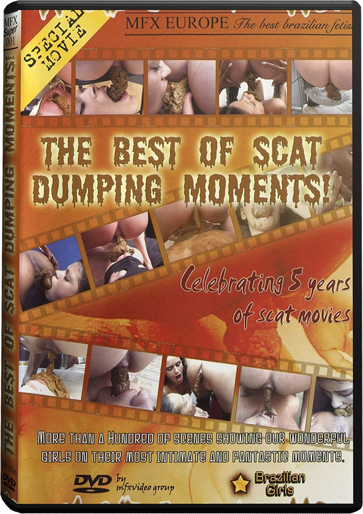 DVD - The Best of Scat Dumping Moments
