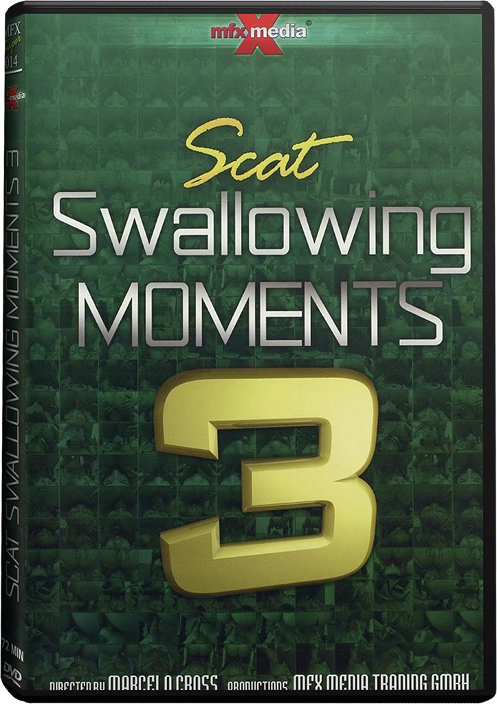 DVD - Scat Swallowing Moments 3