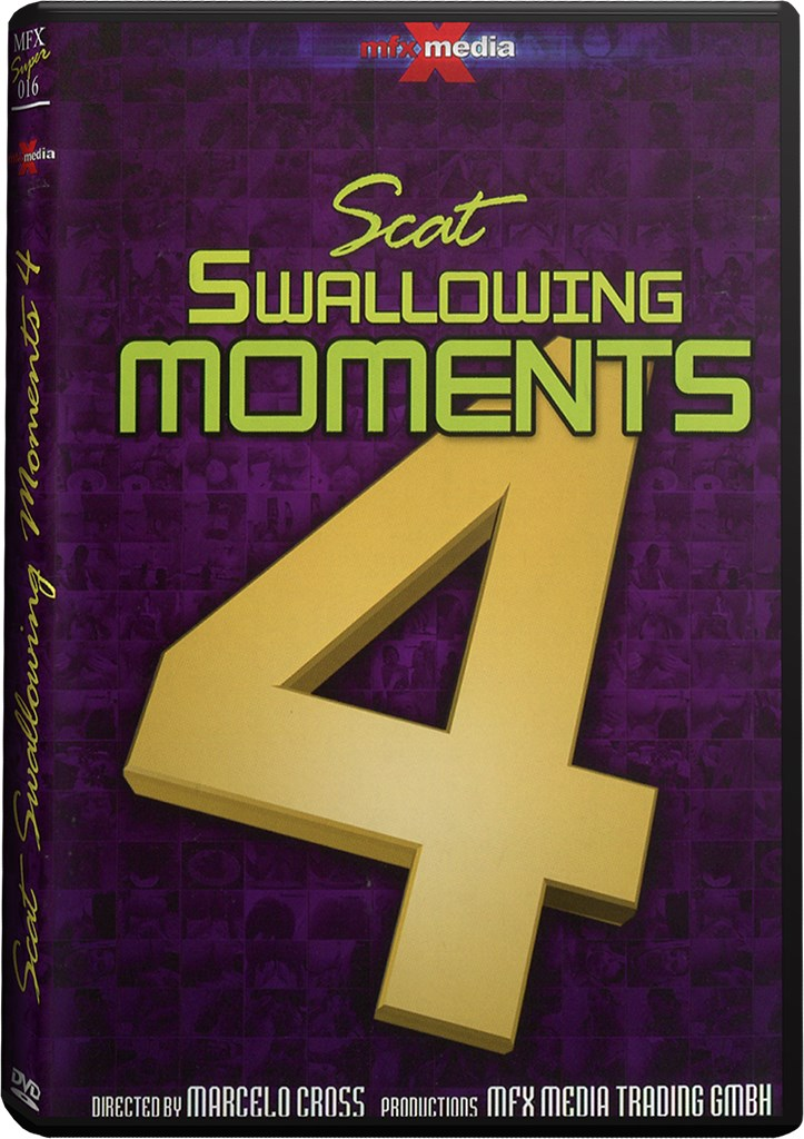 DVD - Scat Swallowing Moments 4