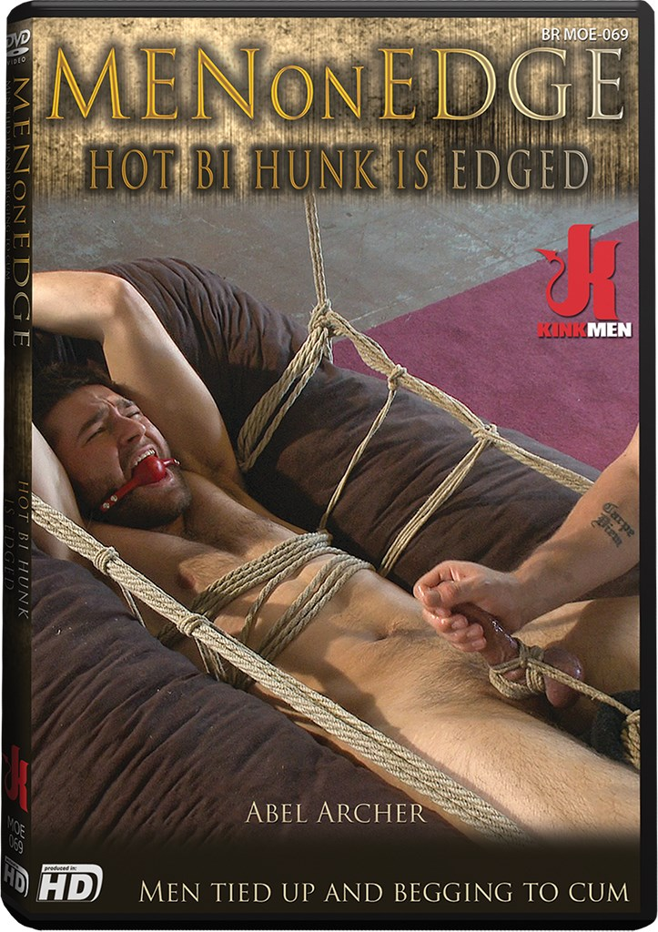 DVD - Hot Bi Hunk is Edged