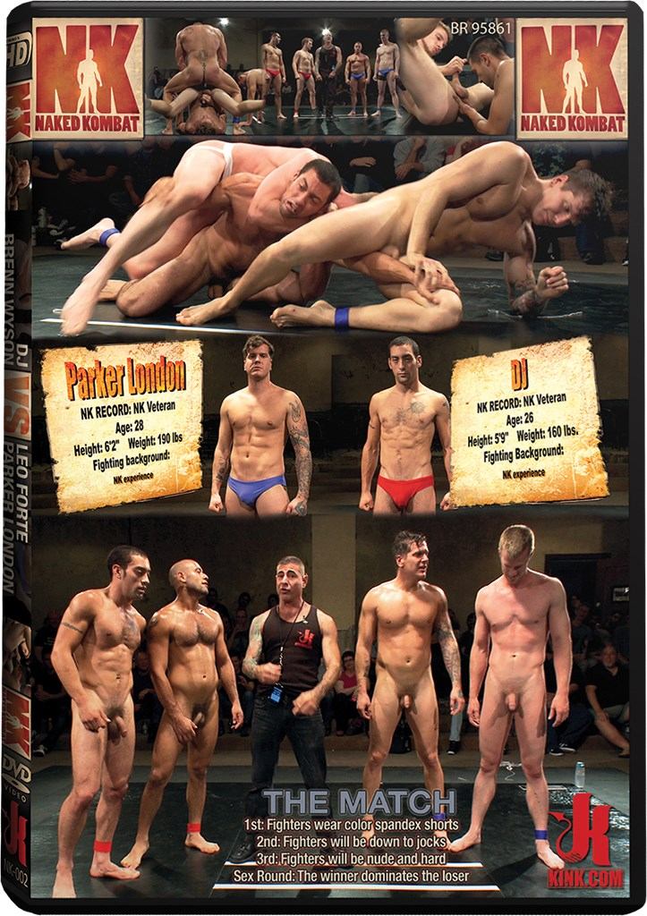 DVD - DJ & Brenn Wyson vs Leo Forte & Parker London
