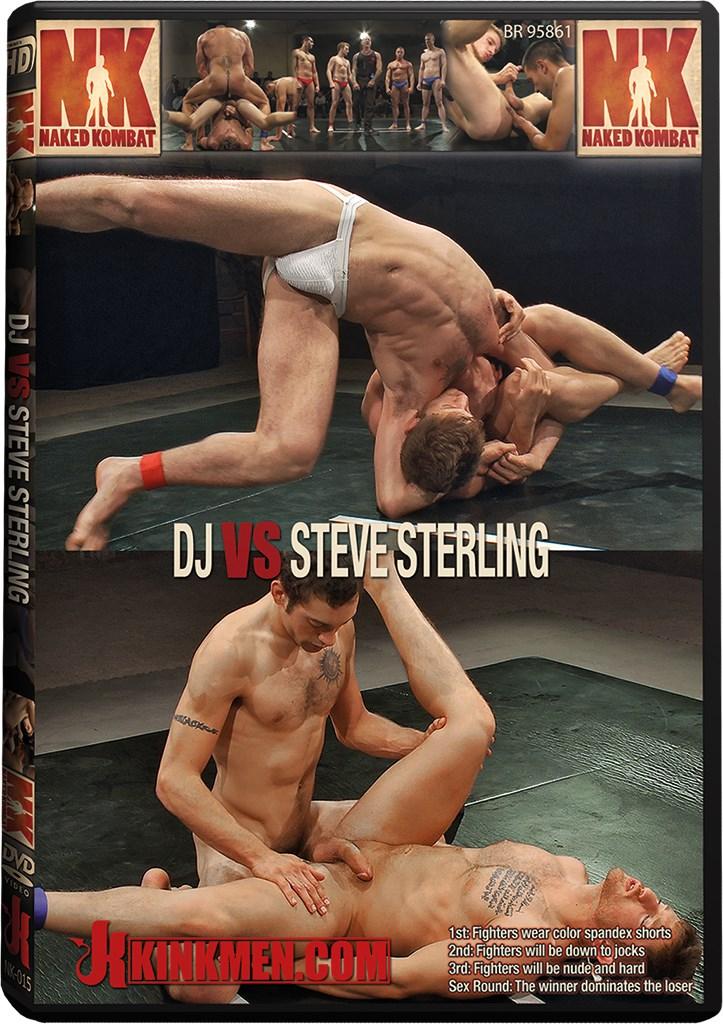 DVD - DJ vs Steve Sterling