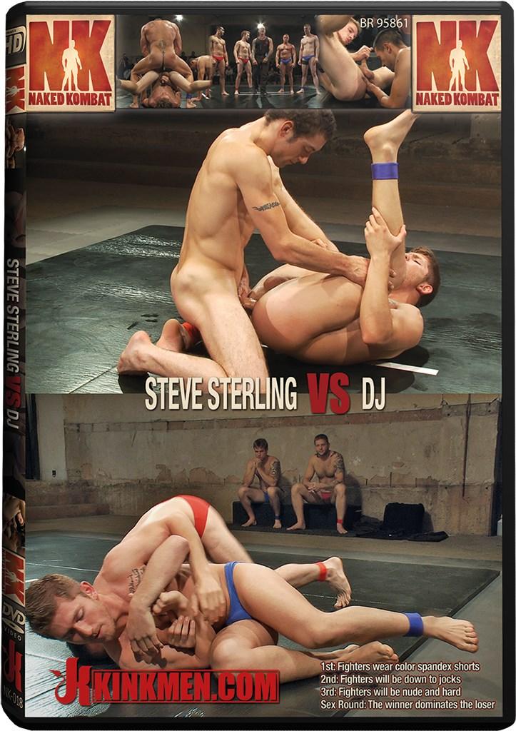 DVD - Steve Sterling vs DJ