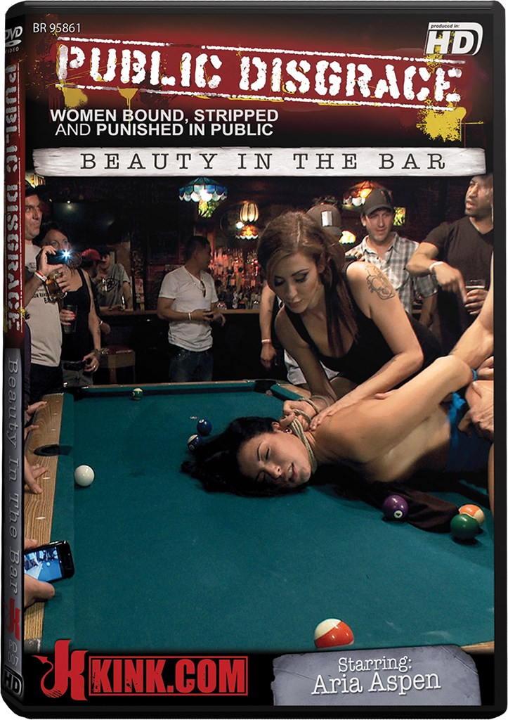 DVD - Beauty in the Bar