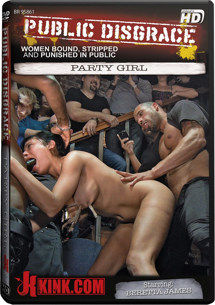 DVD - Party Girl