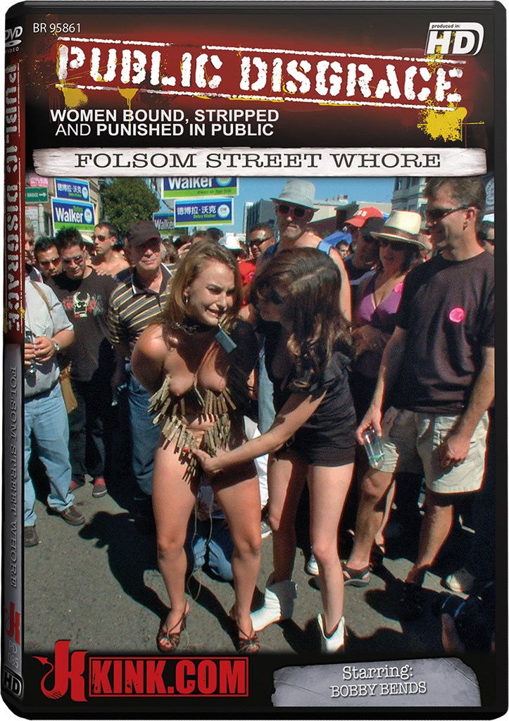 DVD - Folsom Street Whore