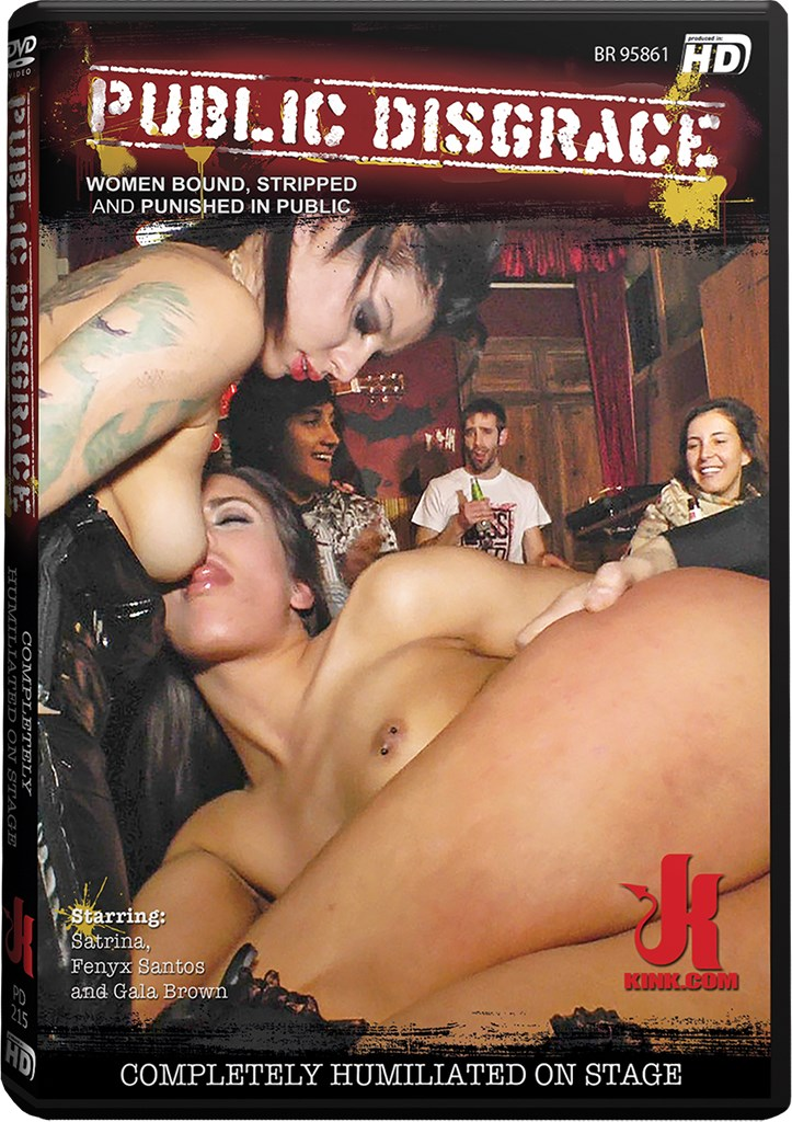 DVD - Completely Humiliated on Stage