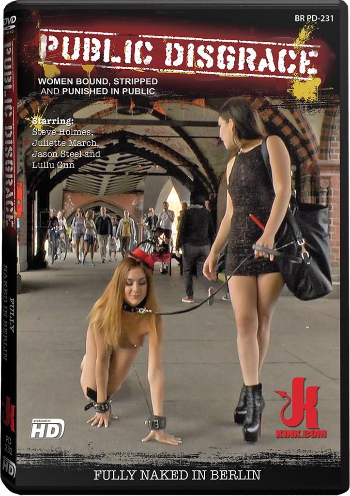 DVD - Fully Naked in Berlin