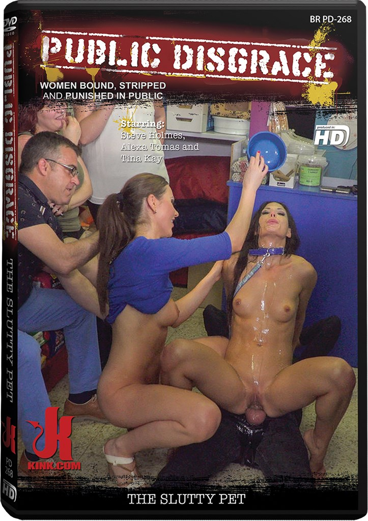 DVD - The Slutty Pet