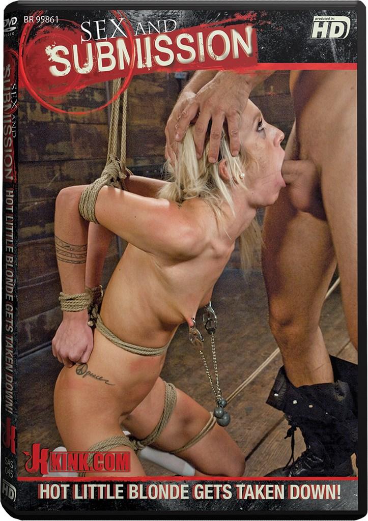 DVD - Hot Little Blonde gets Taken Down!