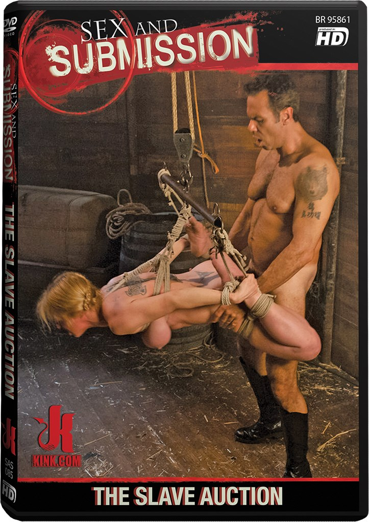 DVD - The Slave Auction