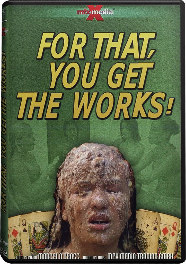 DVD - For That, you get the Works