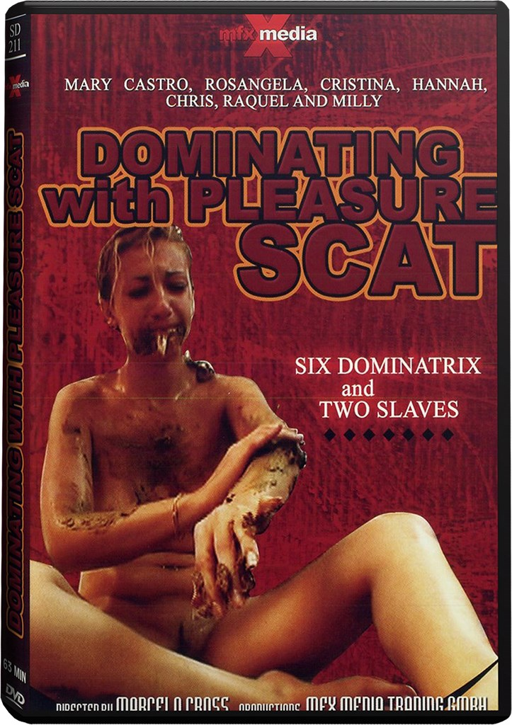 DVD - Dominating With Pleasure Scat