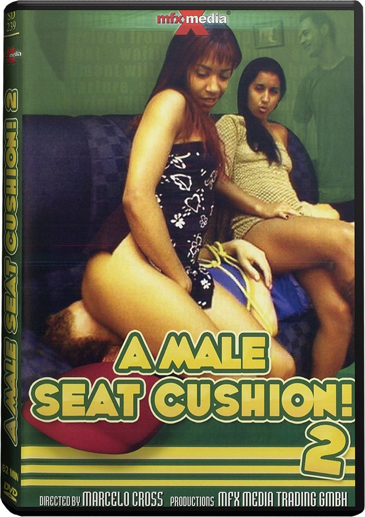 DVD - A Male Seat Cushion 2