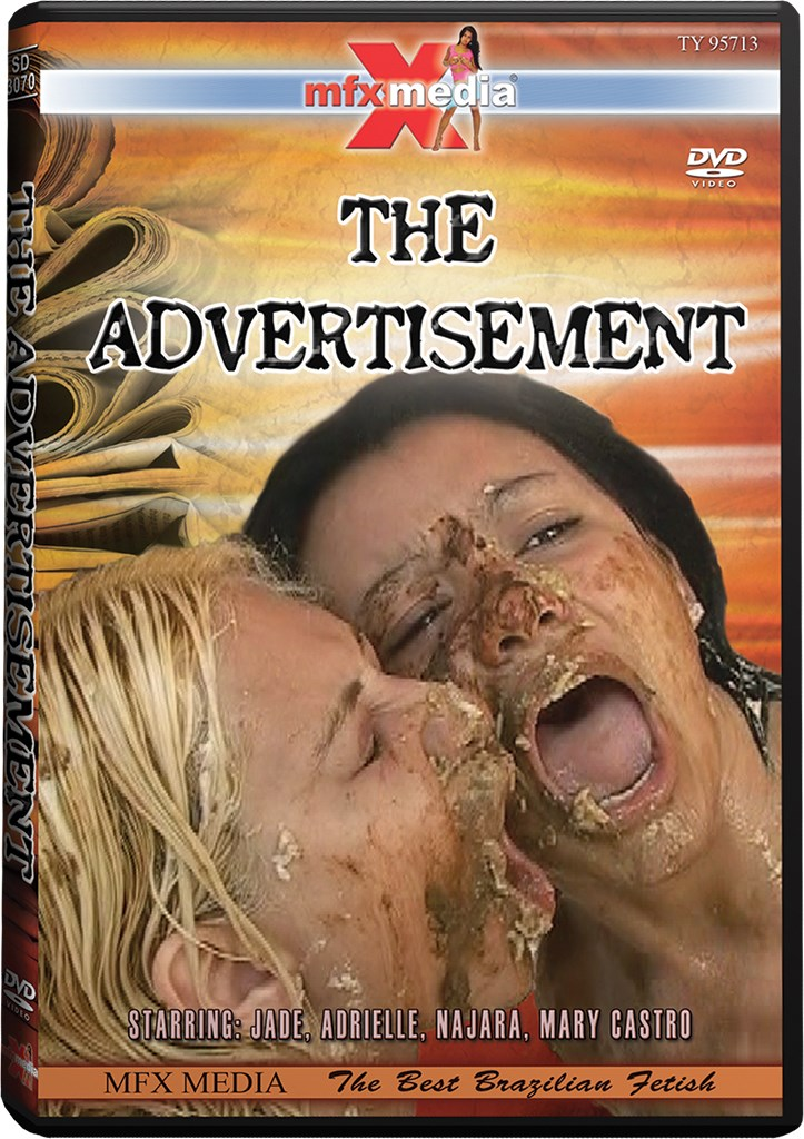 DVD - The Advertisement