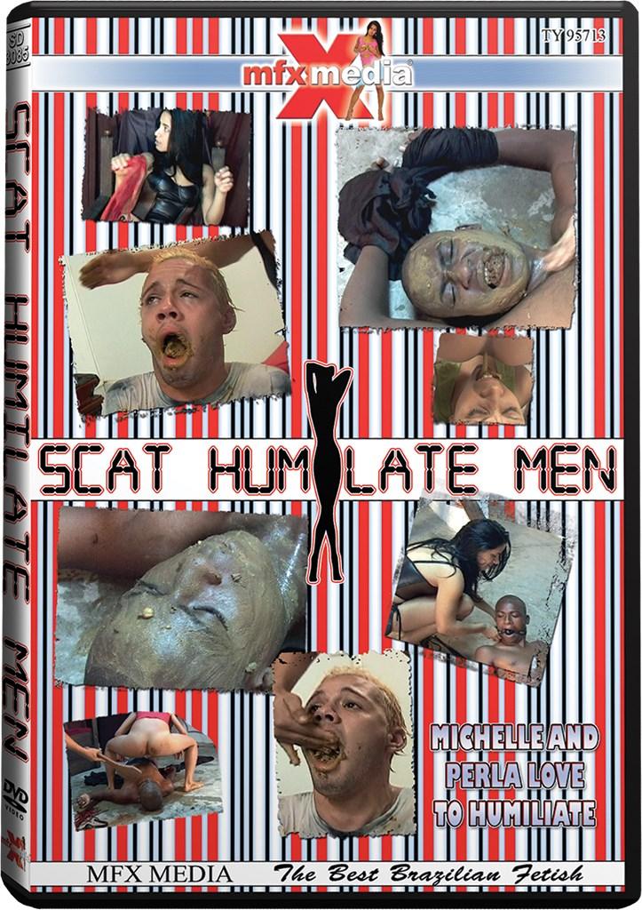 DVD - Scat Humilate Men