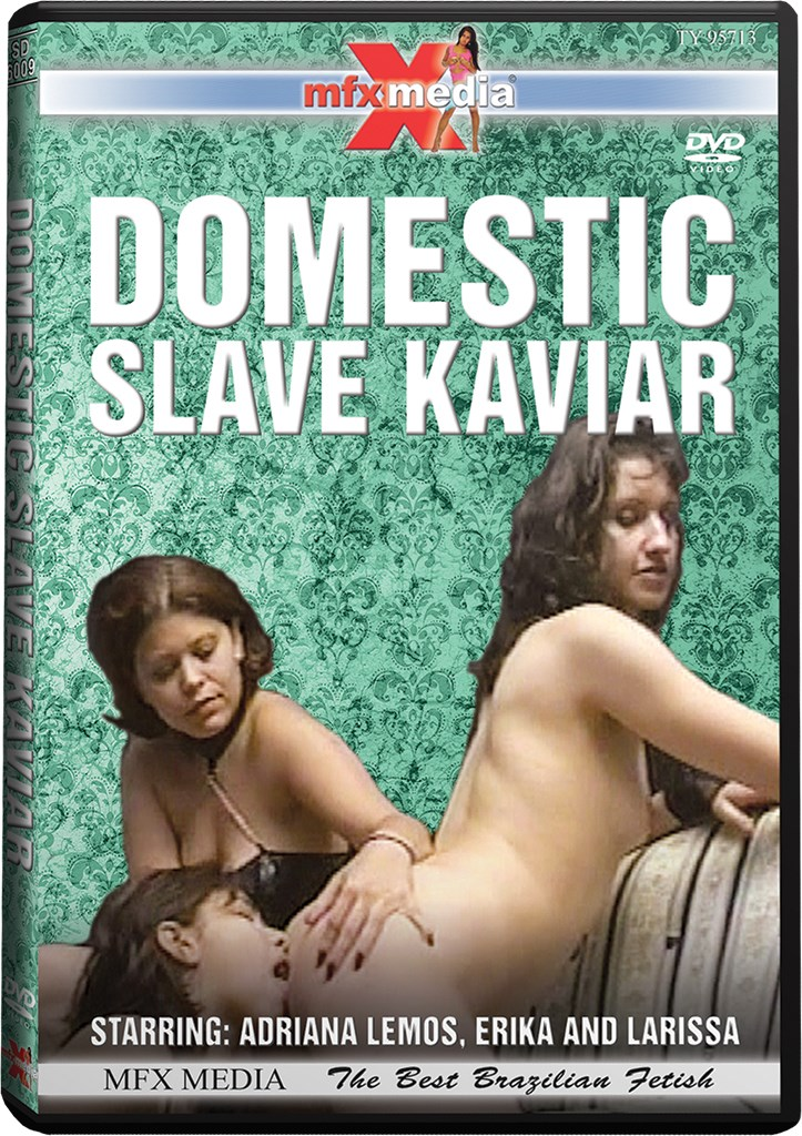 DVD - Domestic Slave Kaviar
