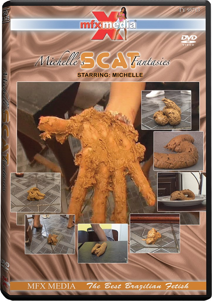 DVD - Michelle's Scat Fantasies