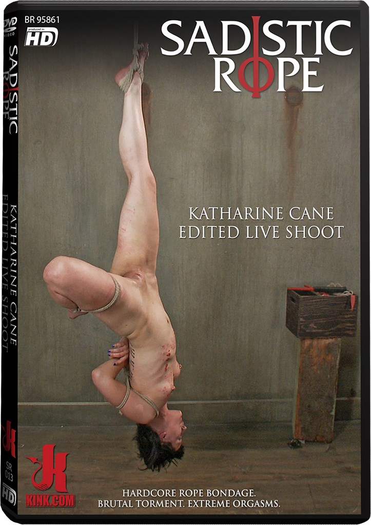 DVD - Katharine Cane - Edited Live Shoot