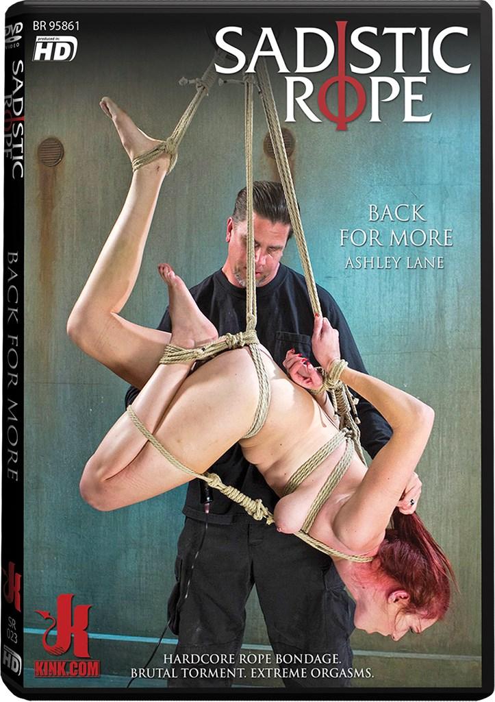 DVD - Back for More