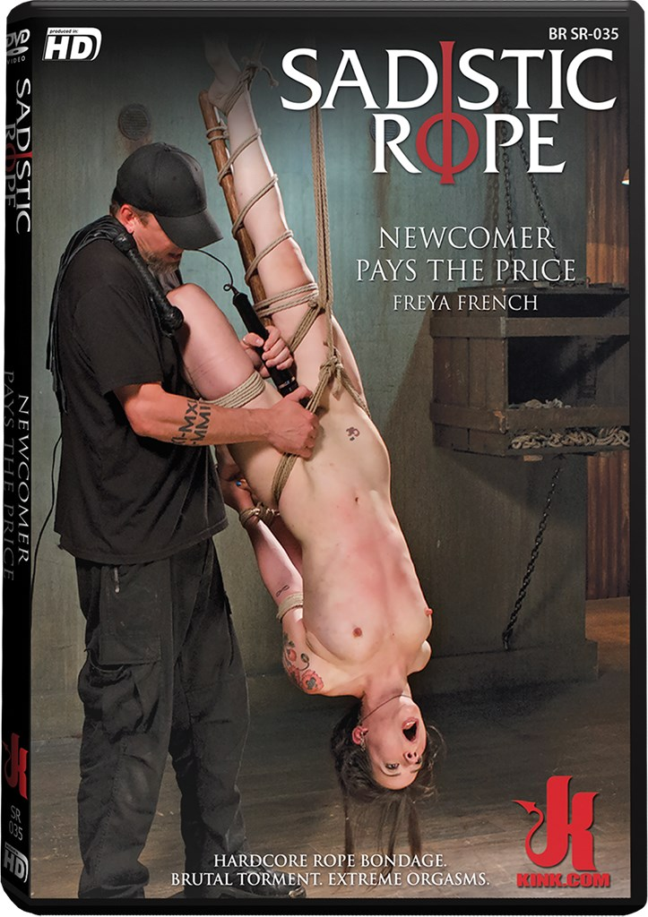 DVD - Newcomer Pays The Price