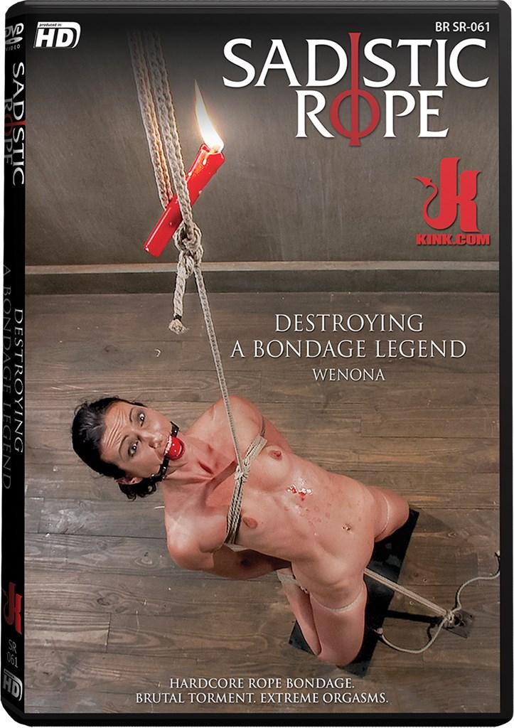 DVD - Destroying a Bondage Legend