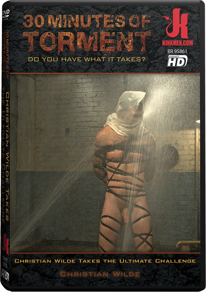 DVD - Christian Wilde Takes the Ultimate Challenge