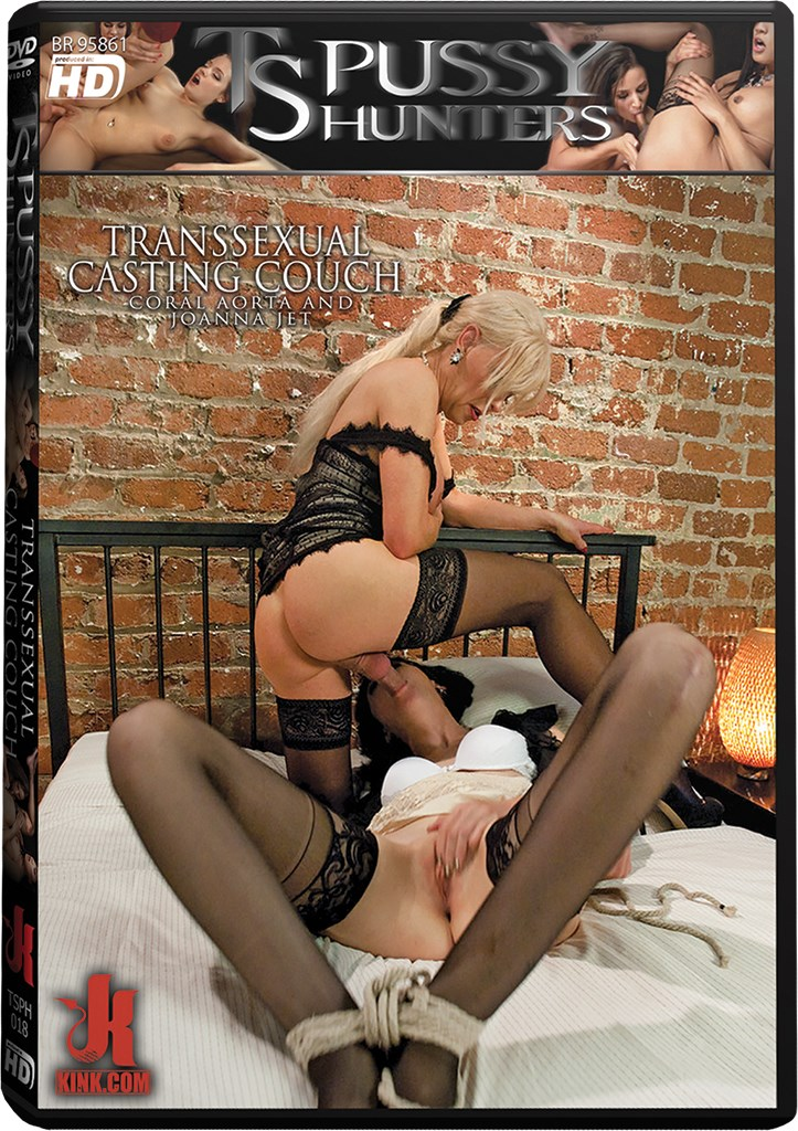 DVD - Transsexual Casting Couch