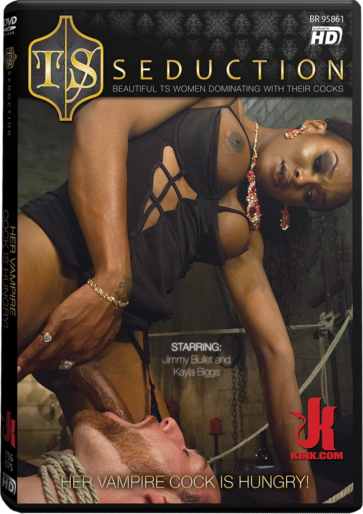 DVD - Her Vampire Cock is Hungry!