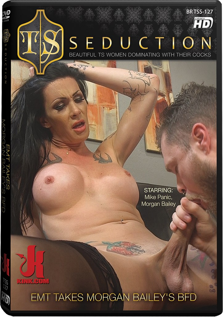DVD - EMT Takes Morgan Bailey's BFD
