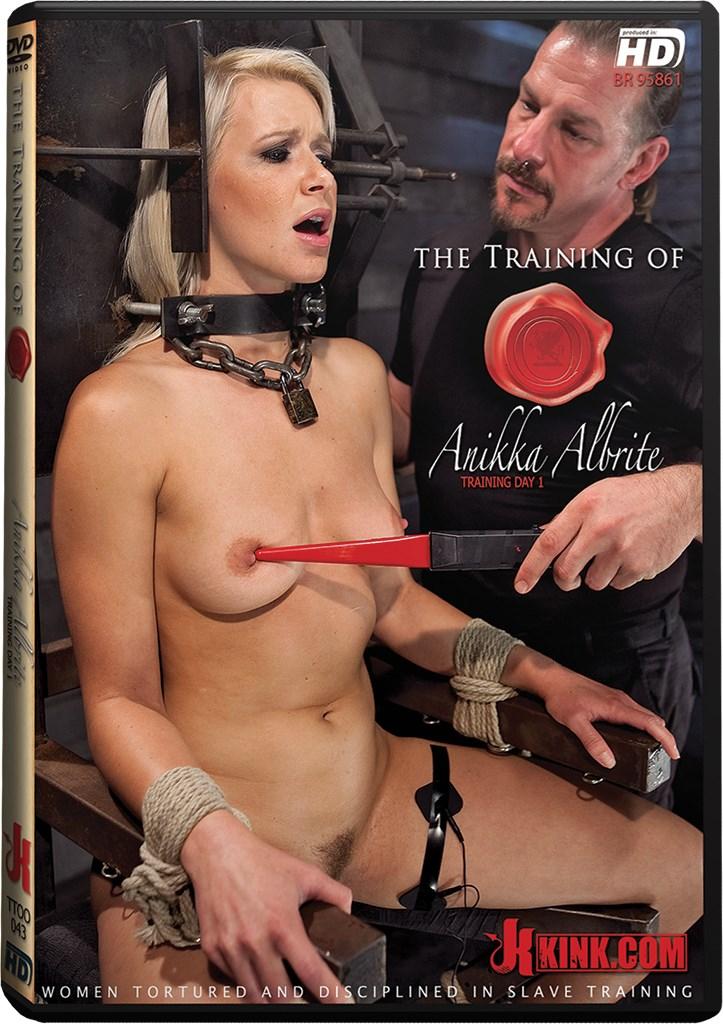 DVD - Anikka Albrite - Training Day One