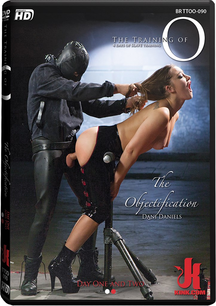DVD - The Objectification - Day One and Two