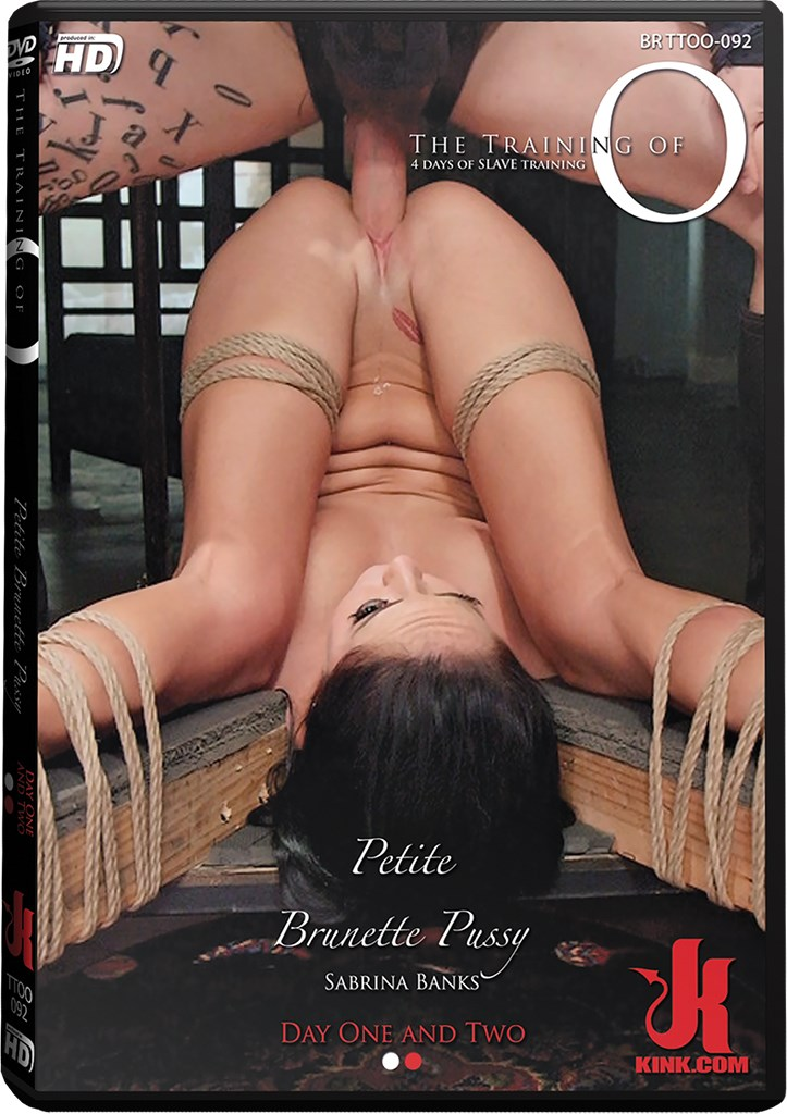 DVD - Petite Brunette Pussy - Day One and Two