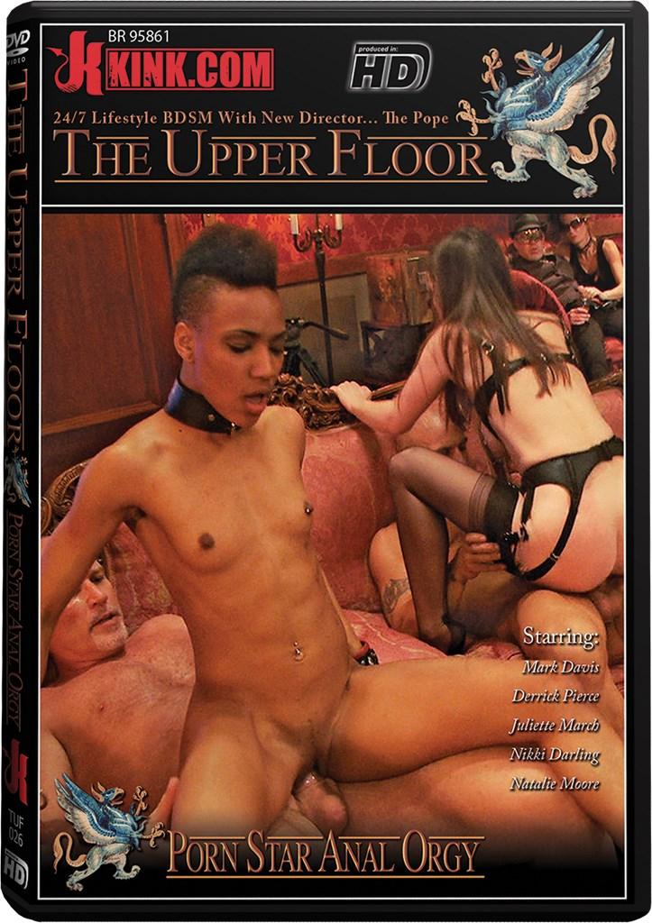 DVD - Porn Star Anal Orgy