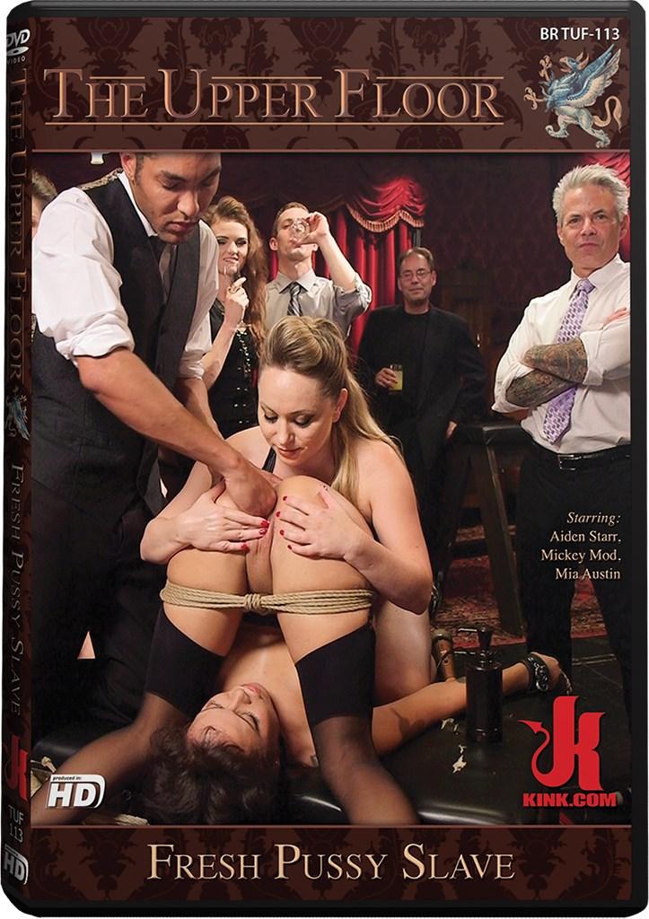 DVD - Fresh Pussy Slave