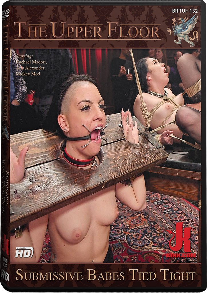 DVD - Submissive Babes Tied Tight
