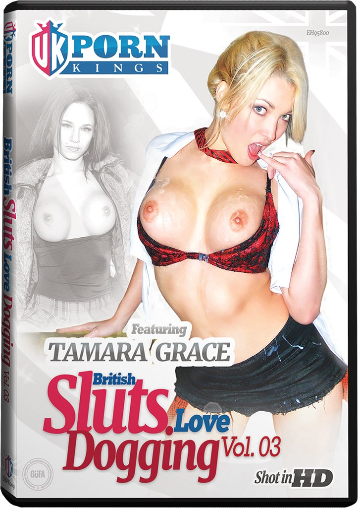 DVD - British Sluts Love Dogging Vol. 03
