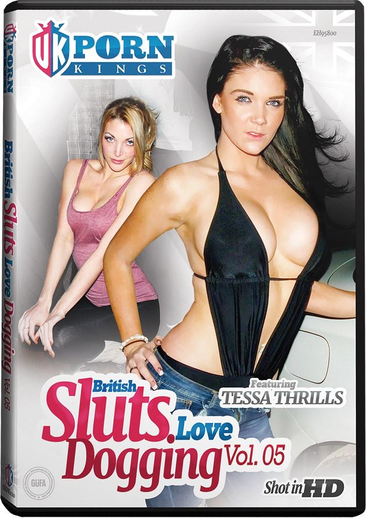 DVD - British Sluts Love Dogging Vol. 05
