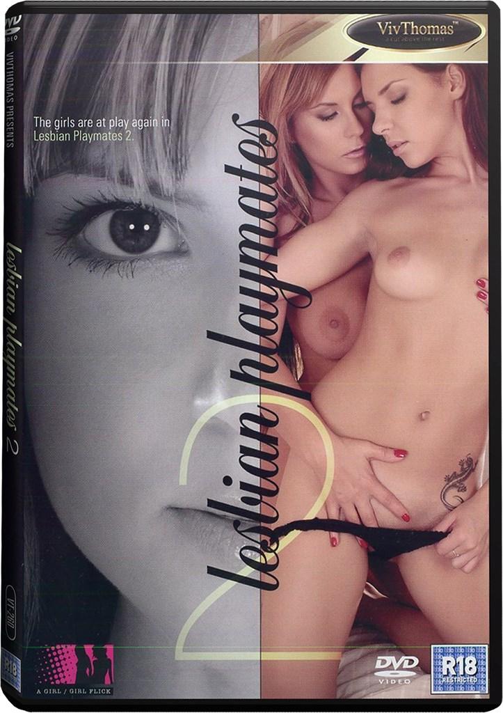 DVD - Lesbian Playmates 2