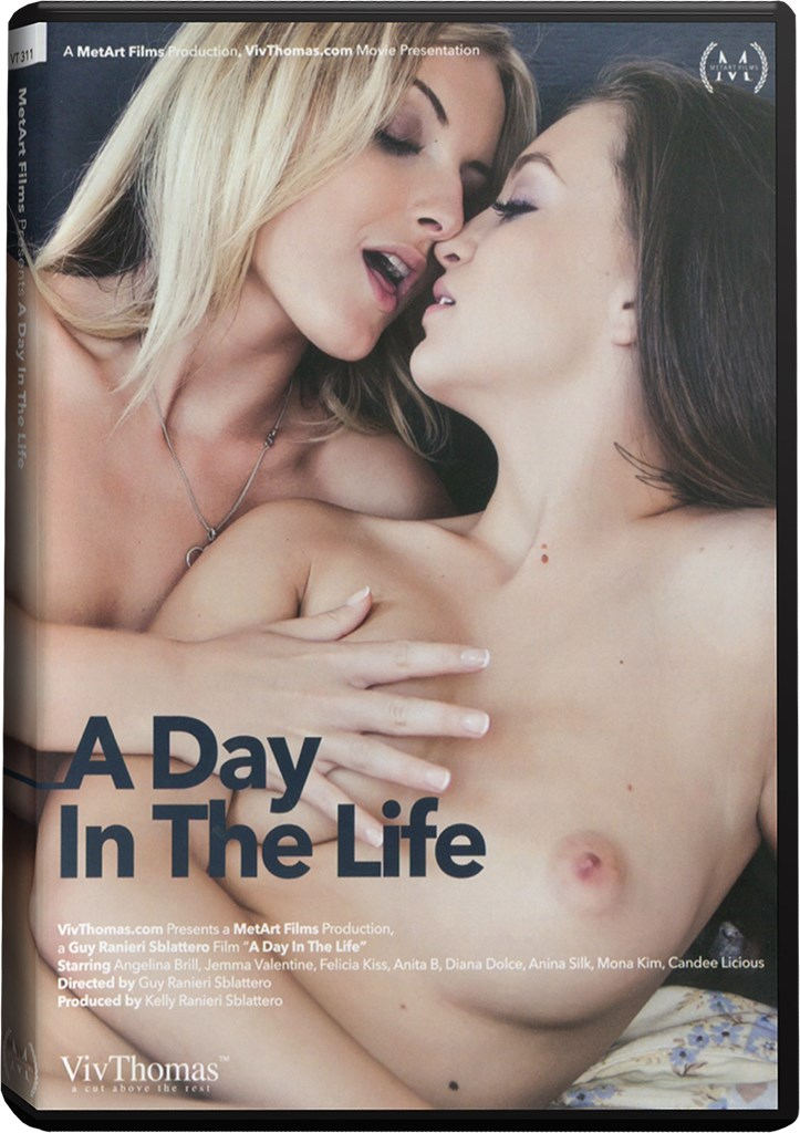 DVD - A Day In The Life