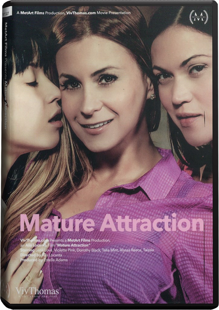 DVD - Mature Attraction